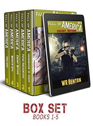 The Fall of America Box Set: Book 1-5