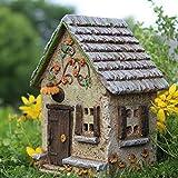Cheap Miniature Fairy Garden Sunflower Farm House