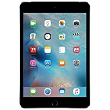 Apple iPad Mini 4 128 GB Wi-Fi Gray (Certified Refurbished)