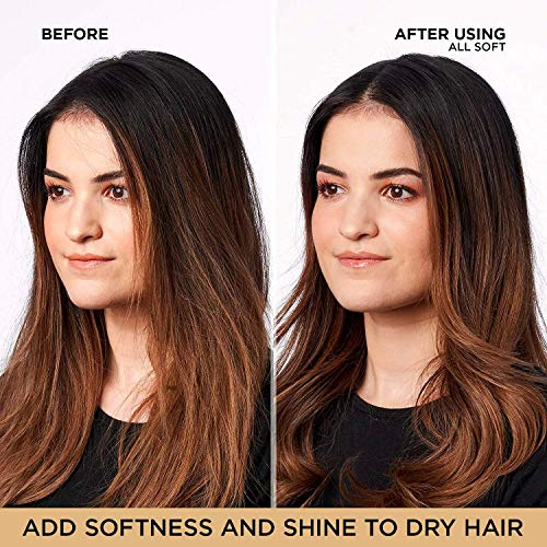 Redken All Soft Conditioner | For Dry/Brittle Hair | Moisturizes & Provides Intense Softness | With Argan Oil