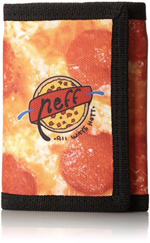 Neff Cartera Pizza Amarillo Única