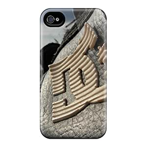 Hard Plastic HTC One M7 Cases Back Covers,hot Dc Shoe Cases At Perfect Customized