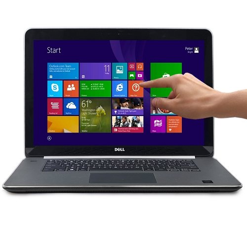 DELL XPS XPS15-8949sLV Ultrabook Intel Core i7 4712HQ (2.30 GHz) 512 GB SSD NVIDIA GeForce GT 750M 2 GB GDDR5 15.6'' Touchscreen Windows 8.1 64-Bit