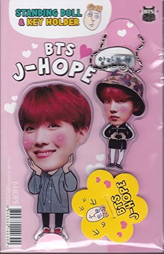 J-HOPE防弾少年団BTSスタンディングドール&キーホルダー韓国