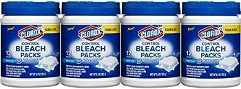 48-Count Clorox Control Bleach Packs