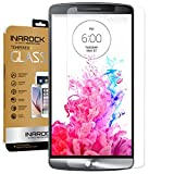LG G3 Glass Screen Protector, InaRock 0.26mm 9H Tempered Glass Screen Protector for LG G3 D850 D851 D855 VS985 LS990