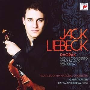 Dvorák: Violin Concerto, Sonata And Sonatina