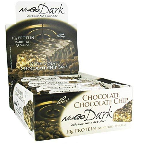 NuGO Nutrition NuGO Dark Chocolate Chocolate Chip