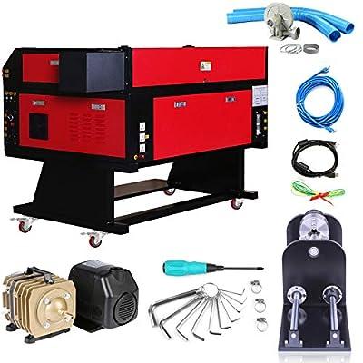 Mophorn Laser Engraving Machine Laser Engraving Cutting Machine Laser Engraver
