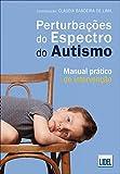 capa de Perturbações do Espectro do Autismo. Manual Prático de Intervenção
