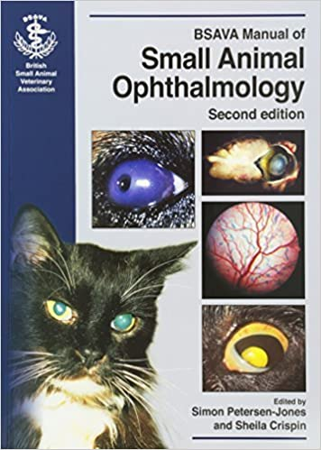 Book BSAVA Manual of Small Animal Ophthalmology (2002-06-15)