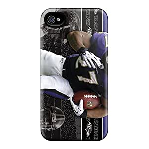 SherriFakhry Iphone 6plus Shock-Absorbing Hard Phone Cover Customized Fashion Baltimore Ravens Pictures [nyM13450wUBW]