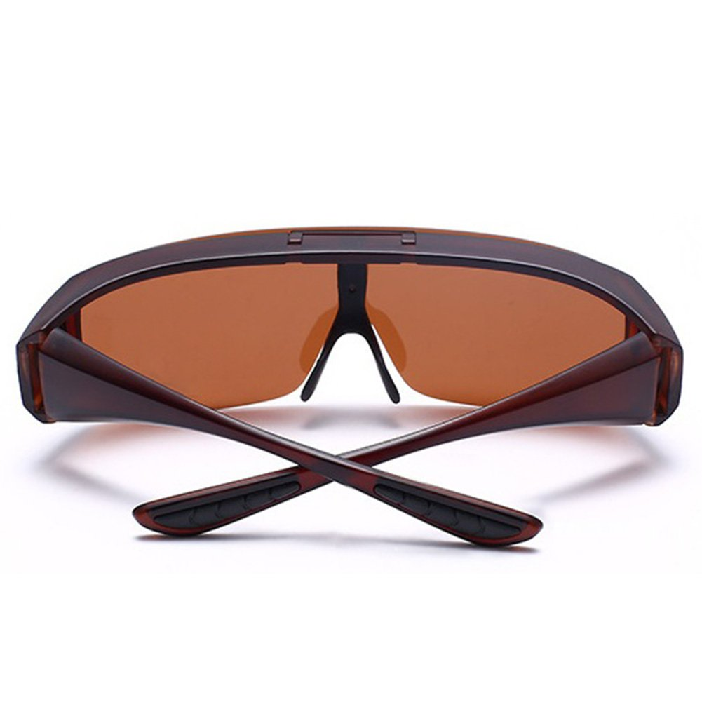 BEESCLOVER Stylish Polarized Sunglasses UV400 Clear Vision Classic Glasses Eyewear