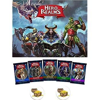 Amazon.com: HERO Reinos: La Ruina De thandar: Toys & Games