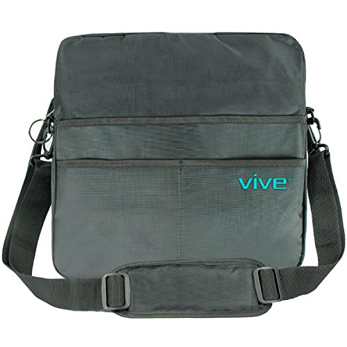 Rollator Bag By Vive Universal Travel Tote For Carrying