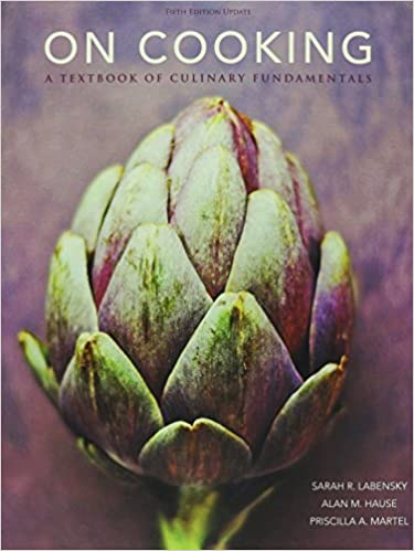 On Cooking Update and Study Guide for On Cooking (5th Edition)
