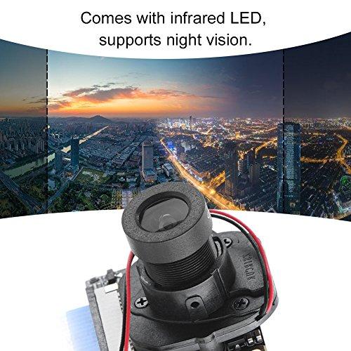 fosa Raspberry Pi Manual IR-CUT Night Vision Camera Adjustable-Focus