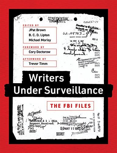Writers under Surveillance: The FBI Files (The MIT Press)
