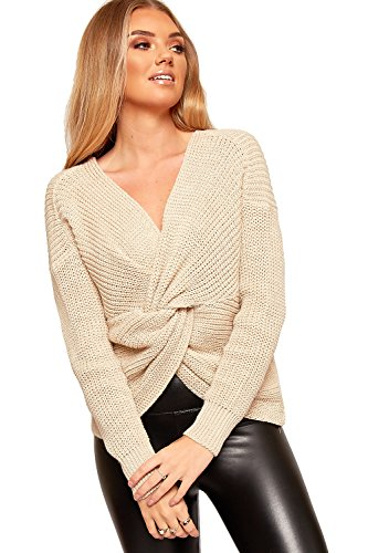 WearAll Femmes Cable WearAll Tricot Cable Tricot Femmes 1OEwqp5