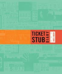 This handy journal is just the ticket for preserving and showing off tickets saved from sporting events, museum openings, rock concerts, and more. The roomy sleeves store tickets of all shapes and sizes, and lined margins provide space to (ne...