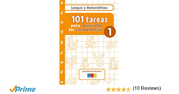 101 tareas para desarrollar las competencias. Cuaderno 1 ...
