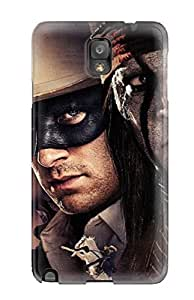 New Shockproof Protection Case Cover For Galaxy Note 3/ 2013 The Lone Ranger Movie Case Cover