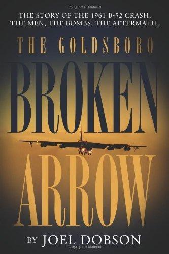 The Goldsboro Broken Arrow by Joel Dobson - Mall Arrow Broken