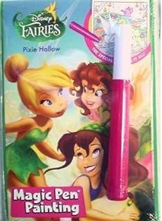 invisible ink disney fairies magic painting book 2 - Magic Ink Coloring Books