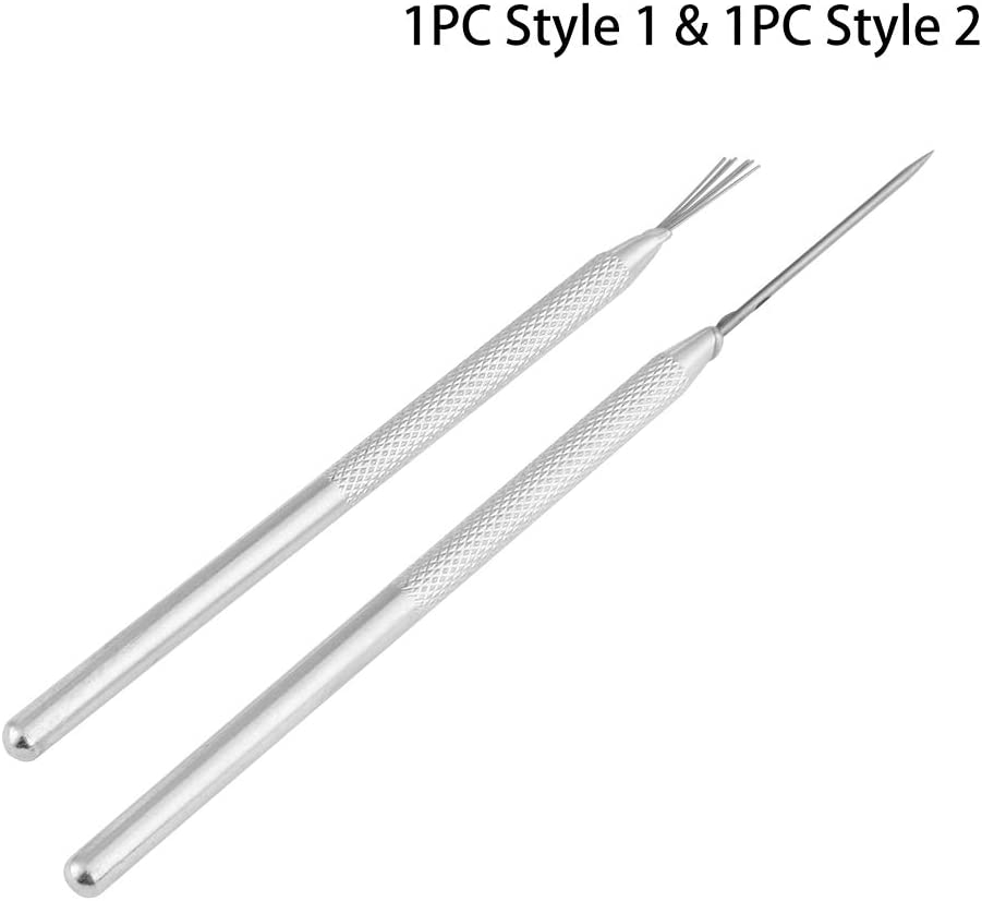 Fashion Pro Pin Needle Detail Tools for Polymer Clay Modeling Sculpture Fimo New