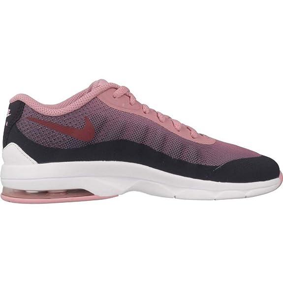 Nike Air Max Invigor (PS), Chaussures de Course Fille, Rosa