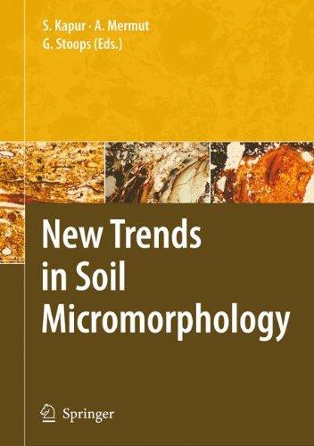 New Trends in Soil Micromorphology pdf