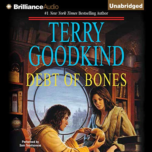 Debt of Bones Audiobook [Free Download by Trial] thumbnail