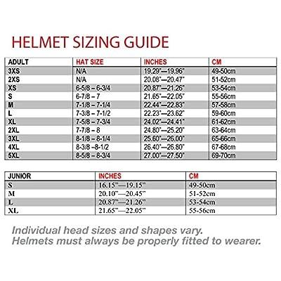 Vega Helmets VRX Advanced Off Road Motocross Dirt Bike Helmet (Green Venom Graphic, X-Small): Automotive