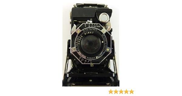 Amazon.com : Kodak Bimat Junior Six-20 Series II antique folding camera (Kodak 6-20) : Other Products : Everything Else