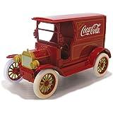 Coca Cola 1917 Ford Model T Rouge 1 24 miniature