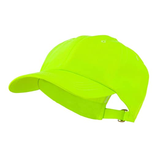ce57549696ca4 DECKY 6 Panel Neon Cap - Green OSFM at Amazon Men s Clothing store ...