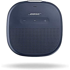 Bose SoundLink Micro, Portable Outdoor Speaker, (Wireless Bluetooth Connectivity), Midnight Blue 6