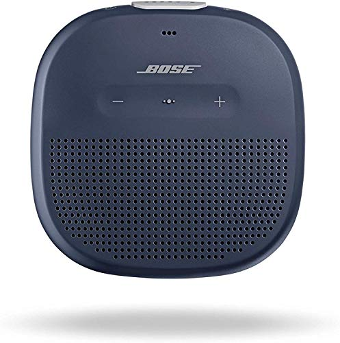 Bose SoundLink Micro, Portable Outdoor Speaker, (Wireless Bluetooth Connectivity), Midnight Blue 1