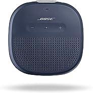Bose SoundLink Micro, Portable Outdoor Speaker, (Wireless Bluetooth Connectivity), Dark Blue