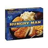 Hungry Man Boneless Fried Chicken, 15.5 Ounce -- 8 per case.