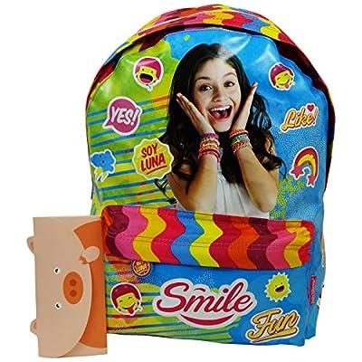 f0c4729a60 Disney Soy Luna Like Backpack Daypack Freetime Travel Bag Freetime  high-quality