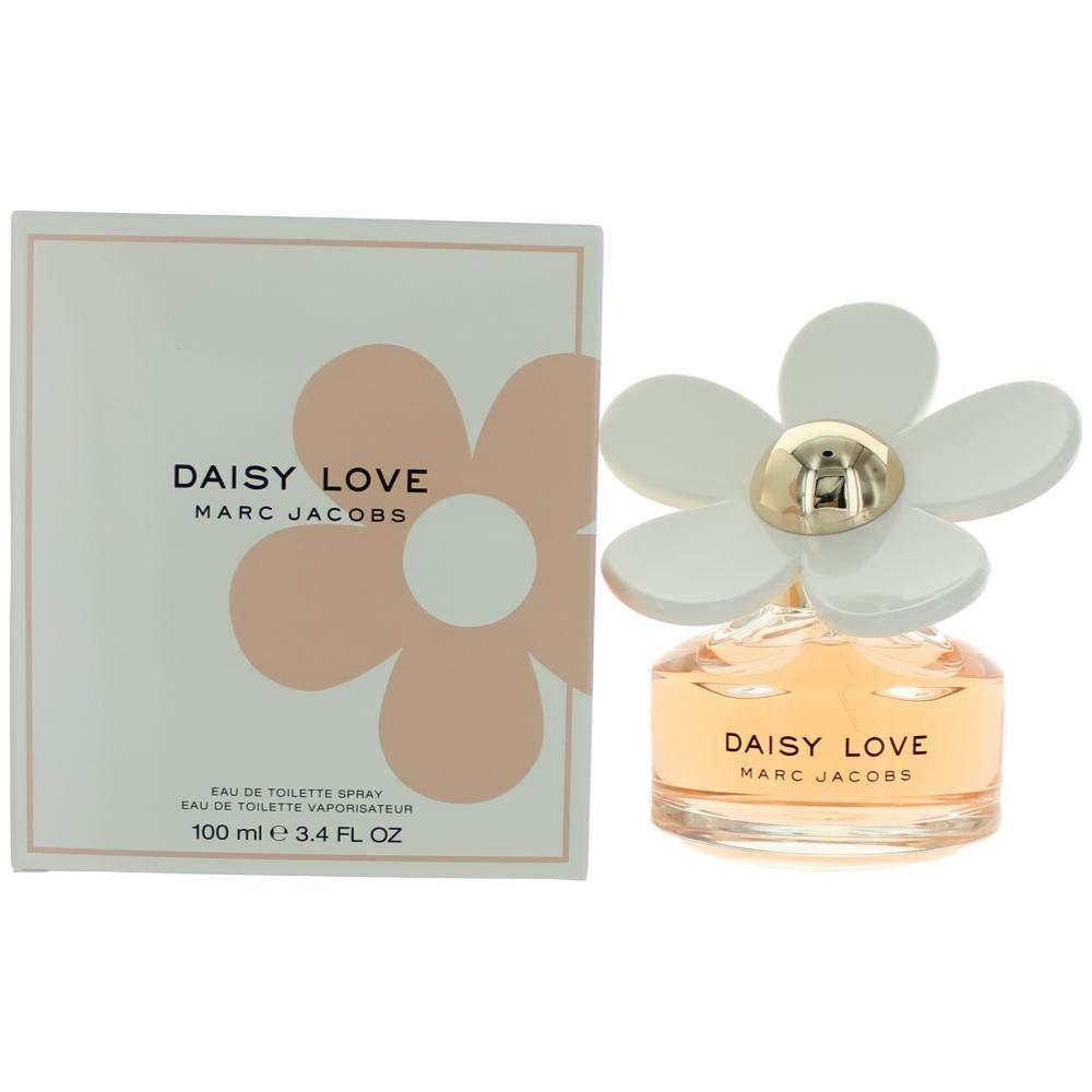 MARC JACOBS Daisy Love Eau de Toilette Spray, 3.4 Fl Oz.