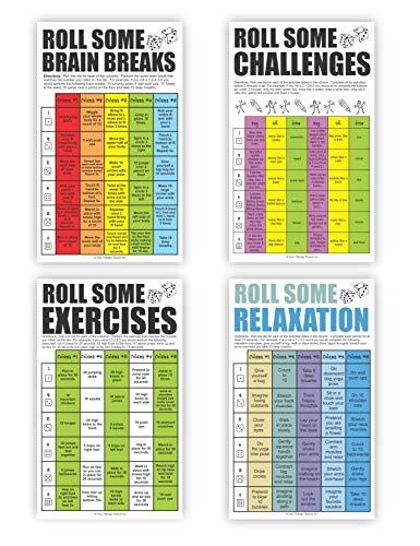 Brain Breaks Poster Set for The Classroom]()