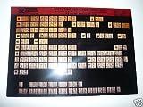 Koehring Parts Manual 1266D Excavator Microfiche