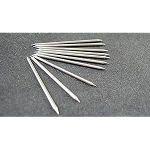 TEN-HIGH TIG Tungsten Sharpened Electrodes,1.5% Lanthanated, WL15-God 10 pack