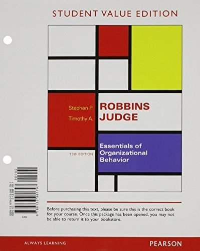 starbucks planning case studies by robbins p stepen Starbucks case study: background 1971-87 private company 1987-92  - introduction stephen robbins and ajb ubrin think organisational behavior (ob) includes .