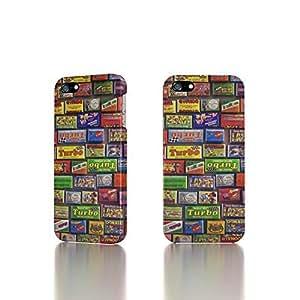 Apple iPhone 4 / 4S Case - The Best 3D Full Wrap iPhone Case - Childhood Bubble Gum