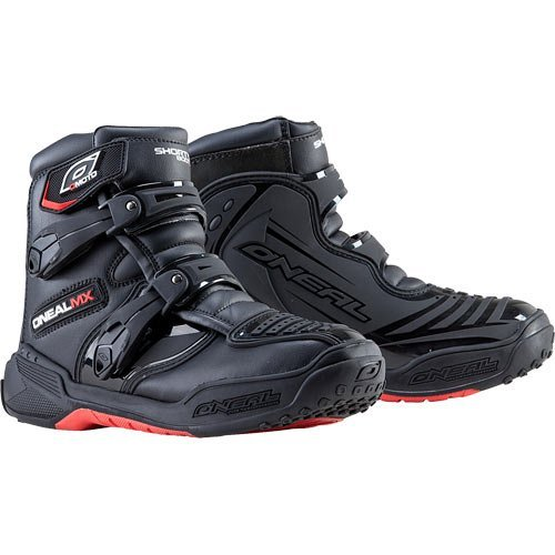 (Black, Size 7) (Thor Motocross Replacement)