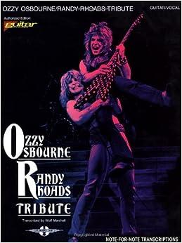 Ozzy Osbourne - Randy Rhoads Tribute: Ozzy Osbourne, Randy ... Ozzy Osbourne Tribute