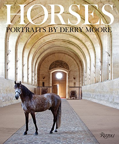 A tribute to horses, their riders, stables, and the equestrian lifestyle around the world. Derry Moore's photographs celebrate the extraordinary beauty in the trappings and traditions of the equestrian world. Offering a privileged glimpse into the li...